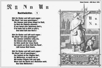 Nachtwaechter – Robert Reinick (Seite 1)
